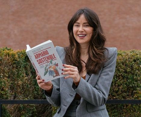 Laura Opazo, autora de Armario Sostenible.