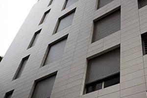 Las persianas de Persax protegen del frío y aumentan la seguridad