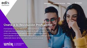 Edix firma una alianza con Generación Savia, el proyecto sin ánimo de lucro liderado por Fundación Endesa