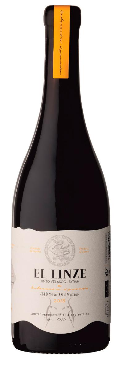 El Linze, un vino ecológico de Federico Lucendo, mejor vino de España y top 20 de los mejores del mundo de la cosecha 2018