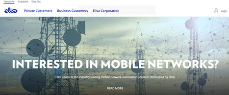 La operadora Elisa es la primera en el mundo en lanzar el 5G comercial