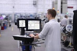 La tecnología HMI mejora el funcionamiento y la cooperación en el mantenimiento