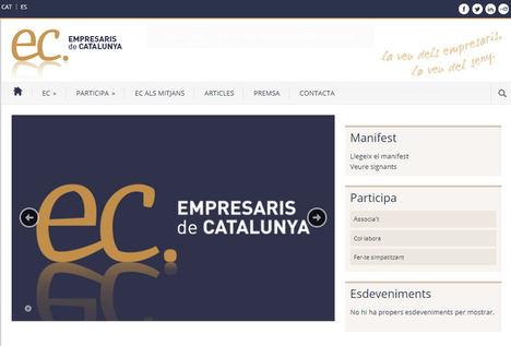 Empresaris de Catalunya alerta del grave daño que se está produciendo actualmente a la economía catalana