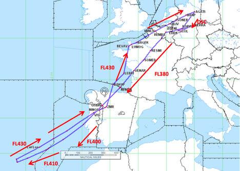 """ENAIRE coordina y gestiona en tiempo real los vuelos de """"SOFIA"""", el observatorio aéreo de la NASA más grande del mundo"""