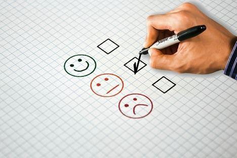 La encuesta, herramienta para medir la calidad de un curso presencial