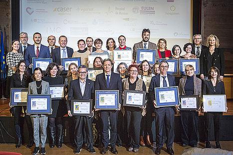 26 organizaciones españolas del entorno sanitario reciben el sello EFQM de Excelencia