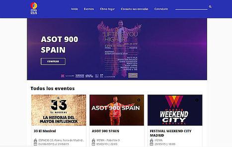 IFEMA lanza su canal de venta de entradas a través de Internet