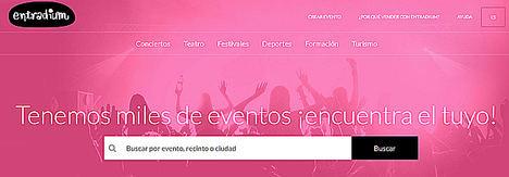 La empresa española entradium crece un 60% anual