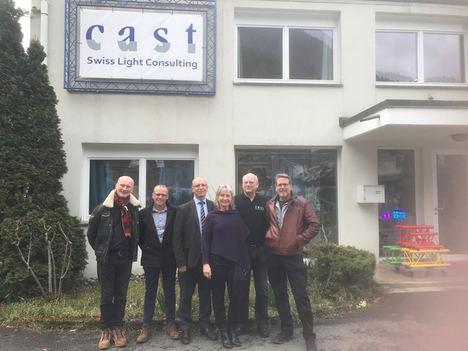 Cast Swiss Light Consulting y Verlinde anuncian su asociación en Suiza