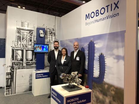 MOBOTIX ha presentado en SICUR su última novedad en tecnología dual térmica
