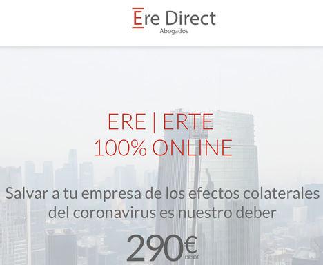 Primer despacho de abogados Low Cost que gestiona Eres y Ertes derivados por coronavirus por 290 euros
