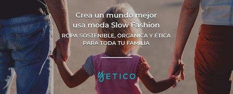 Nace esETICO, punto de venta online para diseñadores españoles de moda sostenible