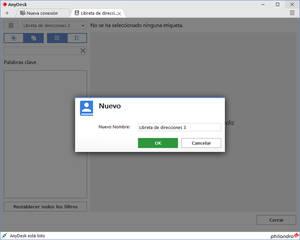 Anydesk lanza su nueva versión 3.4.1 con libreta de direcciones múltiple y sesiones comentadas