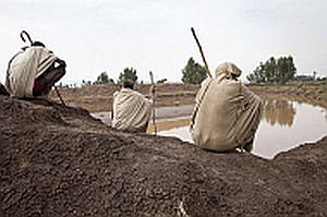 """Es hora de actuar frente a la escasez de agua"""