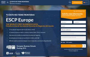 El Executive MBA de ESCP Europe alcanza el número 1 en España según el Ranking del Financial Times, y el 10º puesto a nivel mundial