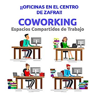 Se abre un espacio de Coworking en Zafra en pleno centro histórico