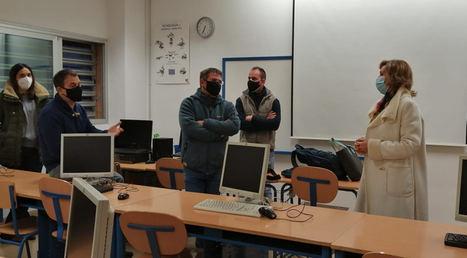La Consejería de Educación impulsa la especialización de la FP en Córdoba