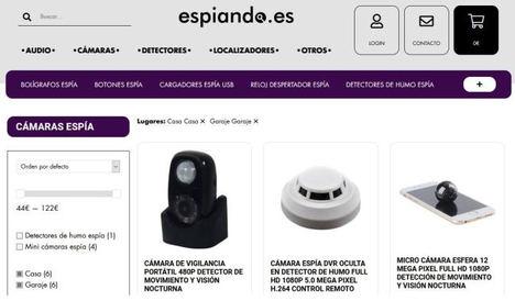 Espiando.es, la web de los artículos de espionaje