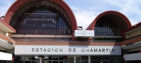 La UTE integrada por Vías y Construcciones y AZVI gana la adjudicación de Adif AV por 107,33 millones de euros para las obras de remodelación de vías y andenes de Madrid Chamartín