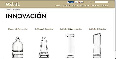Estal presenta CORE y SOMMELIER, sus nuevos diseños en glass packaging para destilados y vinos
