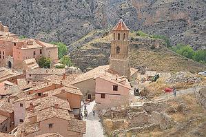 La desconexión se topa en Semana Santa con una España rural ocupada al 70%