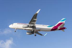 Eurowings ofrece nuevas conexiones a La Palma y Lanzarote
