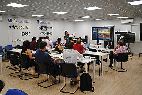 Sony y EET Europarts celebran una jornada de formación en sistemas de LPR