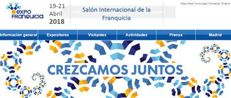 EXPOFRANQUICIA reúne en Madrid la mayor oferta de propuestas de negocio bajo la fórmula de la franquicia