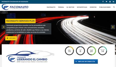 Faconauto firma un acuerdo con BBVA Consumer Finance