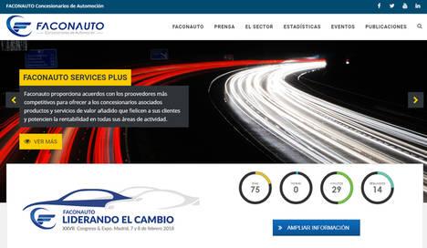 """""""Liderando el cambio"""", lema para el XXVII Congreso Nacional de la Distribución de la Automoción de Faconauto"""