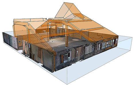 Faro® presenta el software As-Built™ Modeler para profesionales de la arquitectura y la construcción