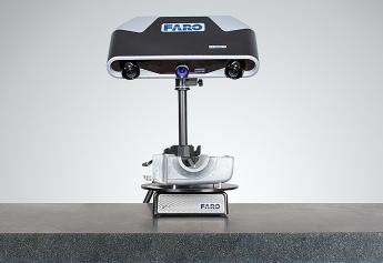 FARO® lanza una versión en alta resolución del Cobalt Array Imager para aplicaciones en metrología industrial y diseño de productos