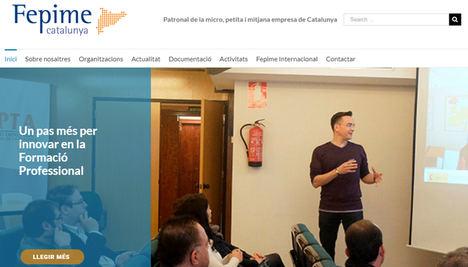 Fepime centra el III Congreso de la Micro, Pequeña y Mediana empresa de Cataluña en la necesaria transformación digital de las pymes catalanas