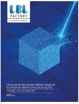 La impresión 3D, nuevo reto de Feria de Zaragoza