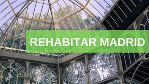 ASOVEN promociona la carpintería de PVC en REHABITAR MADRID 2019