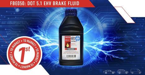 FERODO® amplía su portfolio de frenos con el primer líquido de frenos del mercado formulado para vehículos eléctricos e híbridos