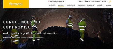 Ferrovial abre el camino hacia el futuro en la construcción