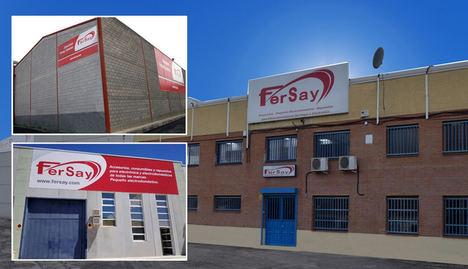 Fersay Alicante creció más del 20% durante 2020