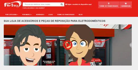 Fersay estrena página fersay.com en idioma portugués