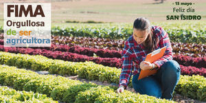 FIMA 2022 homenajea a los profesionales agrícolas, el día de su festividad