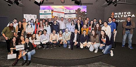 'Timpers, Eyegress y De Piso en Piso ganadores del XIV Premio Jóvenes máshumano'