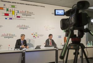 El Proyecto Edufinet de Unicaja clausura el III Congreso de Educación Financiera