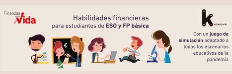 'Finanzas para la Vida' de Kutxabank inicia el curso con una participación de 1.400 estudiantes