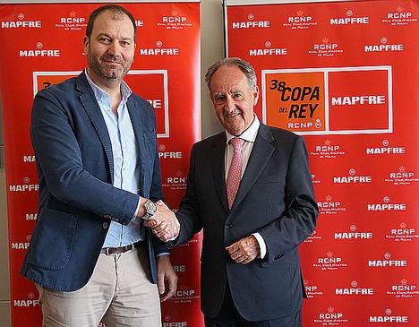 MAPFRE y la Copa del Rey, renuevan su acuerdo de colaboración hasta 2021
