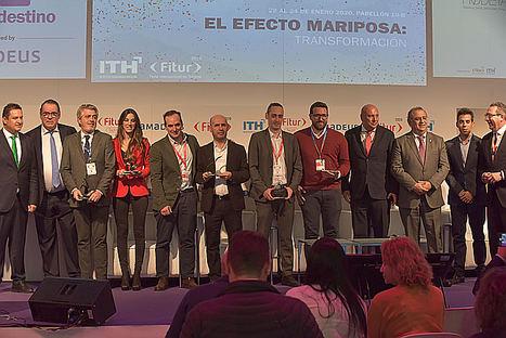 AMT Smart Destinations Awards, ya conocemos los premios a las soluciones tecnológicas para Destinos Turísticos Inteligentes