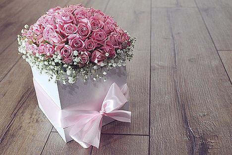 Boxflora, la forma más original para enviar flores frescas en una caja