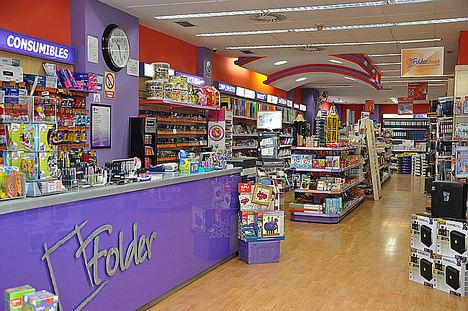 La cadena española de papelerías Folder inaugura su tercer establecimiento en el centro de Bucarest