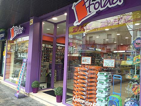 La cadena de papelerías Folder alcanza las 42 tiendas en Madrid