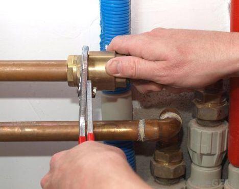 Las empresas de fontanería también se suben a Internet