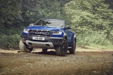 Llega a Europa el Ford Ranger Raptor